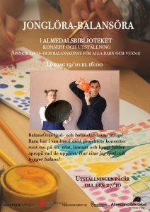 Utställning JönlÖra - Balansöra